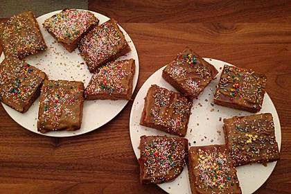 Lebkuchen vom Blech 38