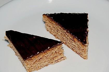 Lebkuchen vom Blech 2