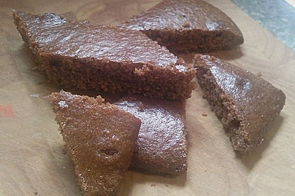 Lebkuchen vom Blech 50