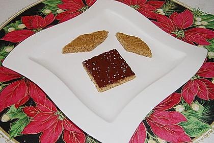 Lebkuchen vom Blech 25