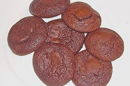 Schoko - Cookies mit Karamell - Kern 13