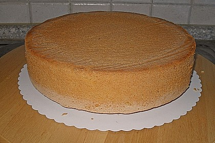 Bäckermeister - Biskuitboden 2