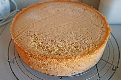 Bäckermeister - Biskuitboden 1