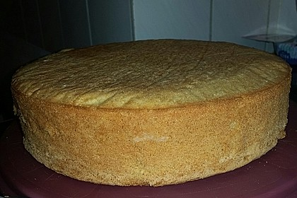 Bäckermeister - Biskuitboden 45