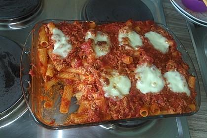 Rigatoni al Forno - origniale italiano 3