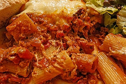 Rigatoni al Forno - origniale italiano 2
