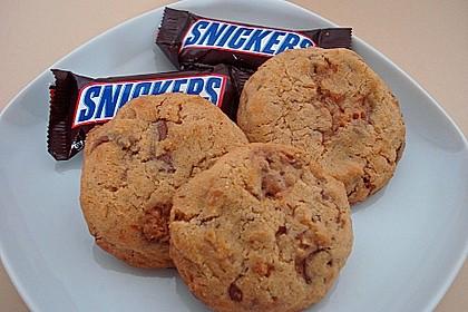 Snickers - Cookies 1