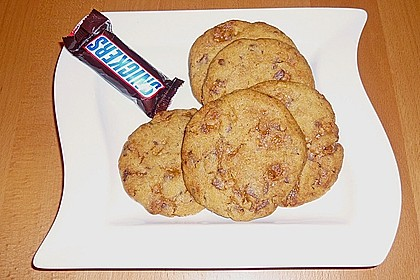 Snickers - Cookies 1