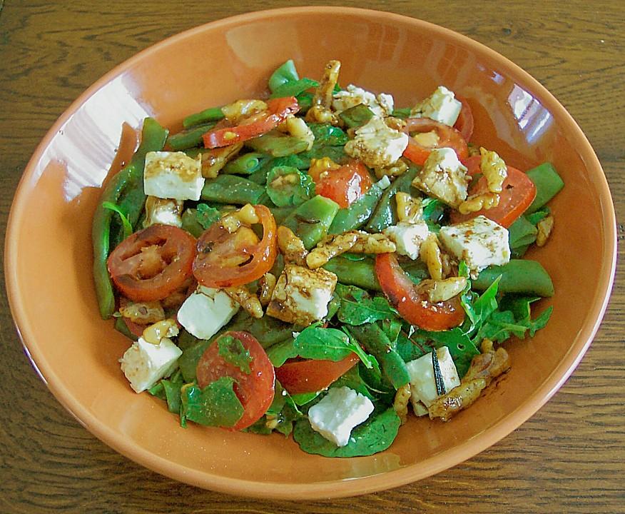 Gruner salat rezepte vegan