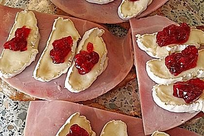 Überbackene Camembert - Schnitzel 12