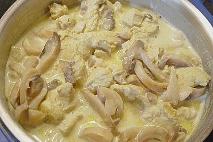 Currygeschnetzeltes vom Truthahn 1