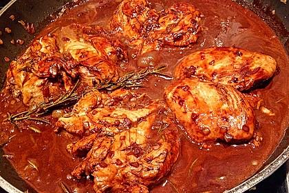 Balsamico Hühnchen 7