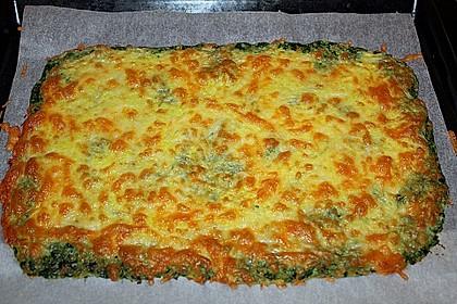 Lachsrolle mit Spinat und Frischkäse 138