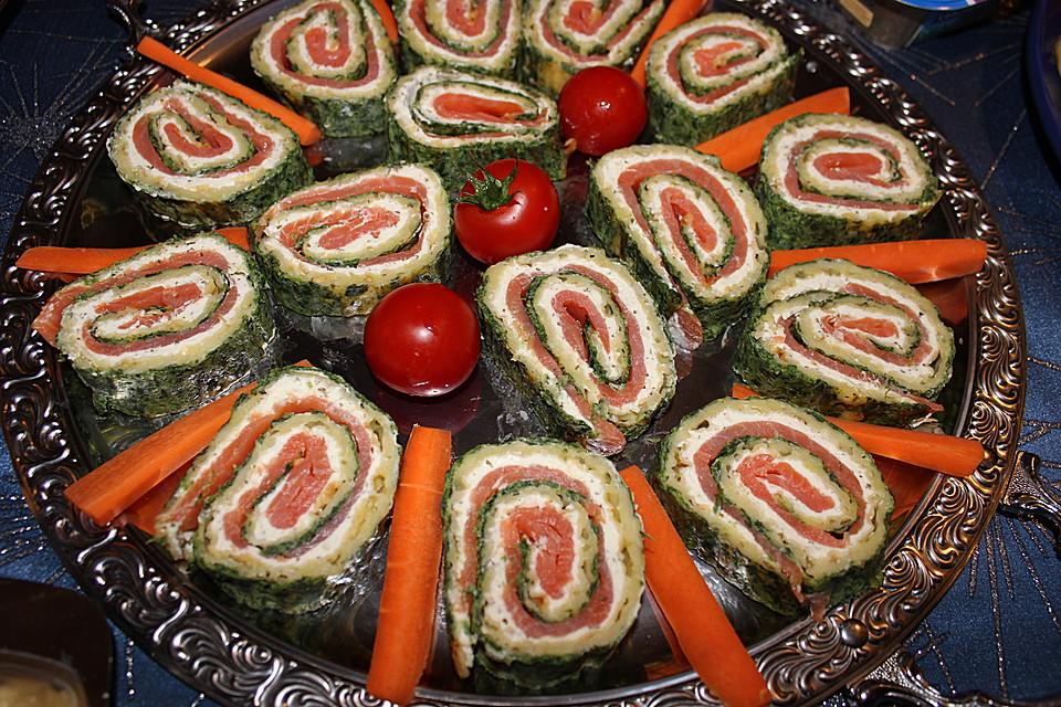 Kalte vorspeisen buffet rezepte - Kalte platten ideen ...