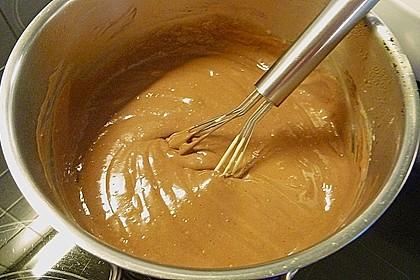 Schokoladenpudding, selbstgemacht 10