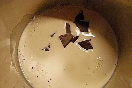 Schokoladenpudding, selbstgemacht 16