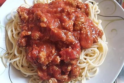 Spaghetti Bolognese 8