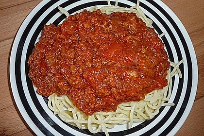 Spaghetti Bolognese 37