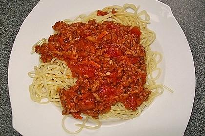 Spaghetti Bolognese 32