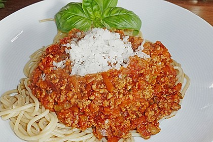 Spaghetti Bolognese 26