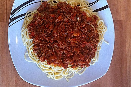 Spaghetti Bolognese 31