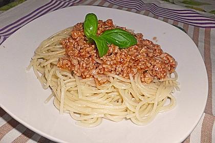 Spaghetti Bolognese 58