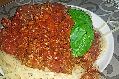 Spaghetti Bolognese 30