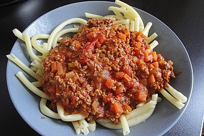 Spaghetti Bolognese 59