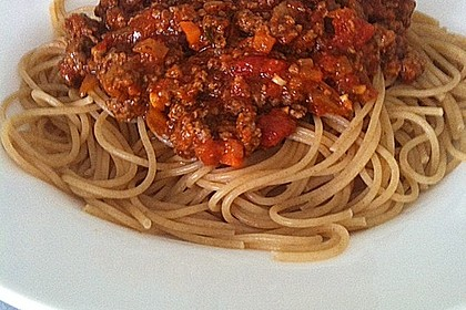 Spaghetti Bolognese 40