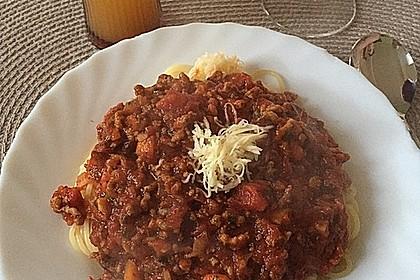 Spaghetti Bolognese 12