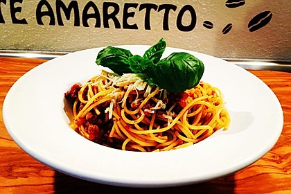 Spaghetti Bolognese 49