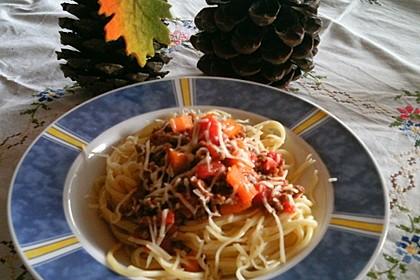 Spaghetti Bolognese 45