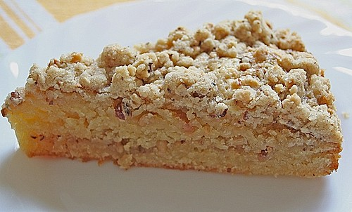Sour Cream Coffee Cake 1