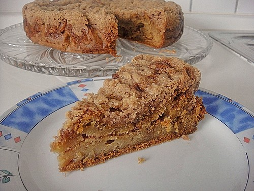 Sour Cream Coffee Cake 6