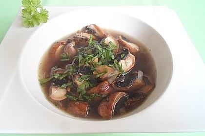 Champignon - Suppe (Bild)