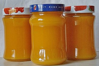 Kürbis - Zitronen - Marmelade 2