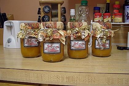 Kürbis - Zitronen - Marmelade 5