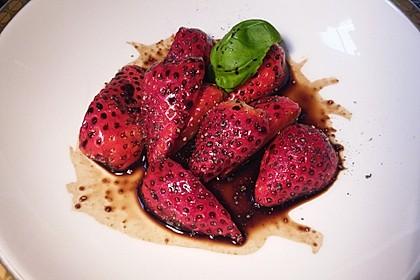 Balsamico - Erdbeeren 4