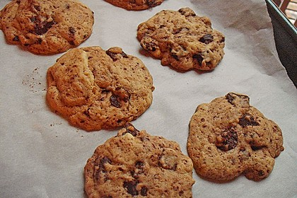 Chocolate Chip Cookies 10
