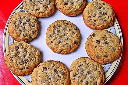 Chocolate Chip Cookies 14