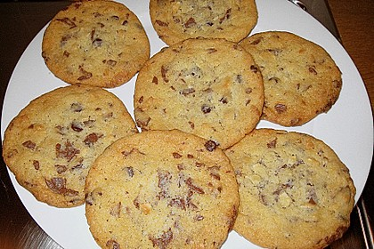 Chocolate Chip Cookies 17