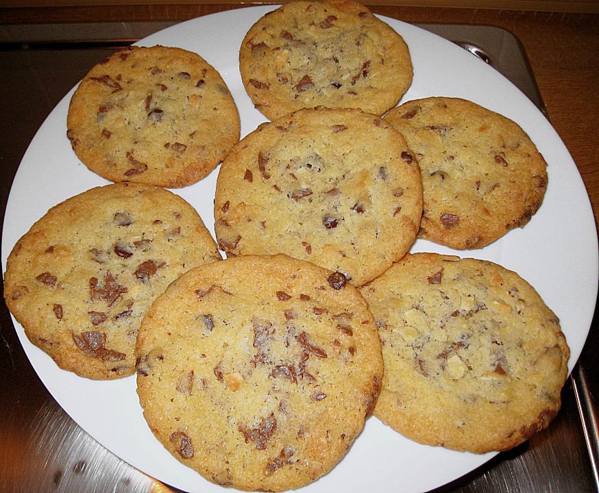 chocolate chip cookies rezept mit bild von kathy36. Black Bedroom Furniture Sets. Home Design Ideas