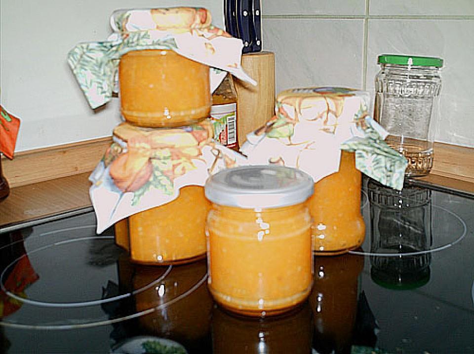 Ausgefallene Marmeladenrezepte