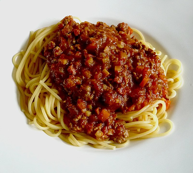 bolognese five minute spaghetti bolognese spaghetti with bolognese ...