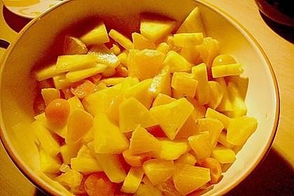 Gelbe Bowle 4