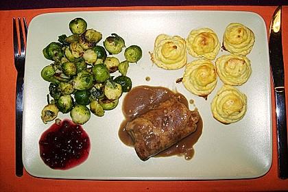Bratensauce vegetarisch