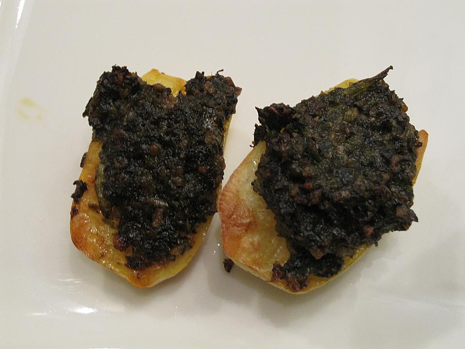 pesto kartoffeln aus dem ofen mit tomaten rezept mit bild. Black Bedroom Furniture Sets. Home Design Ideas