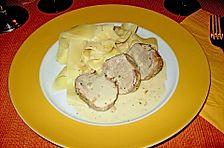 Schweinefilet in Weißwein - Sauce