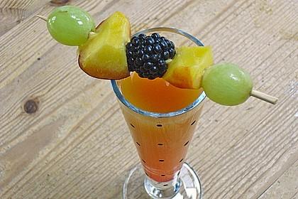Alkoholfreier Cocktail 1