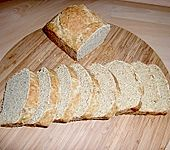 Irisches Brown Bread (Bild)